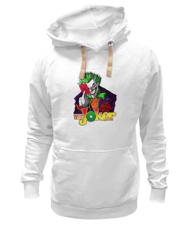 Printio The joker толстовка wearcraft premium унисекс printio old joker