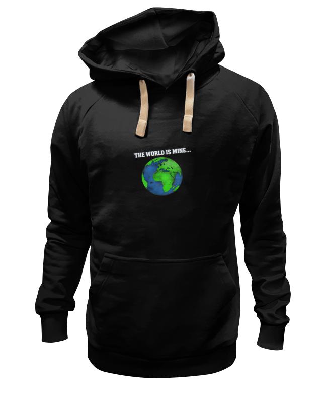 Толстовка Wearcraft Premium унисекс Printio The world
