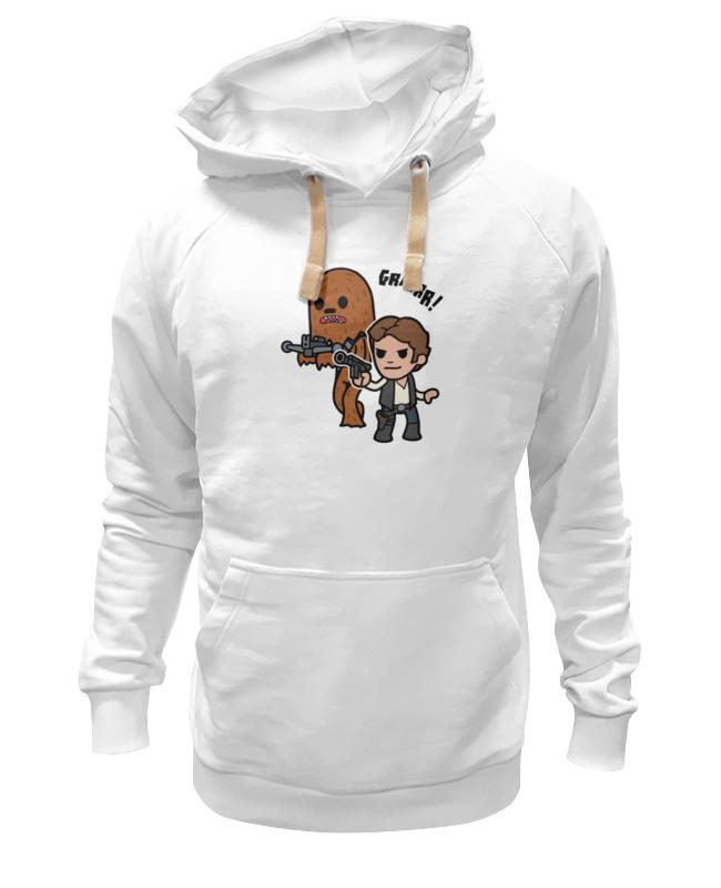 Толстовка Wearcraft Premium унисекс Printio Хан соло и чубакка футболка wearcraft premium printio хан соло и чубакка