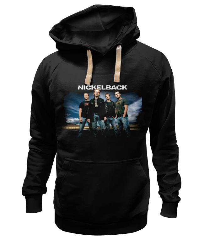 Толстовка Wearcraft Premium унисекс Printio Nickelback