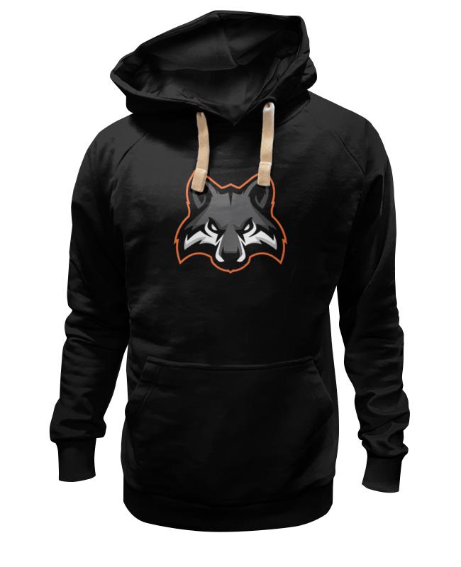 Толстовка Wearcraft Premium унисекс Printio Wolf / волк толстовка wearcraft premium унисекс printio wolf art