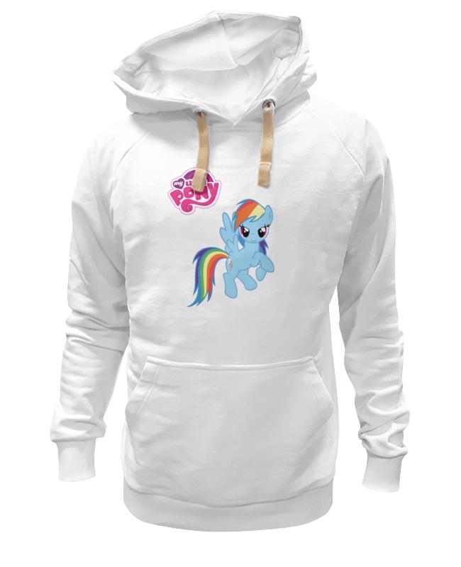 Толстовка Wearcraft Premium унисекс Printio My little pony girl artigli girl толстовка