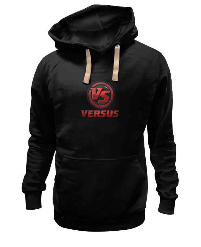 Толстовка Wearcraft Premium унисекс Printio Версус футболка версус