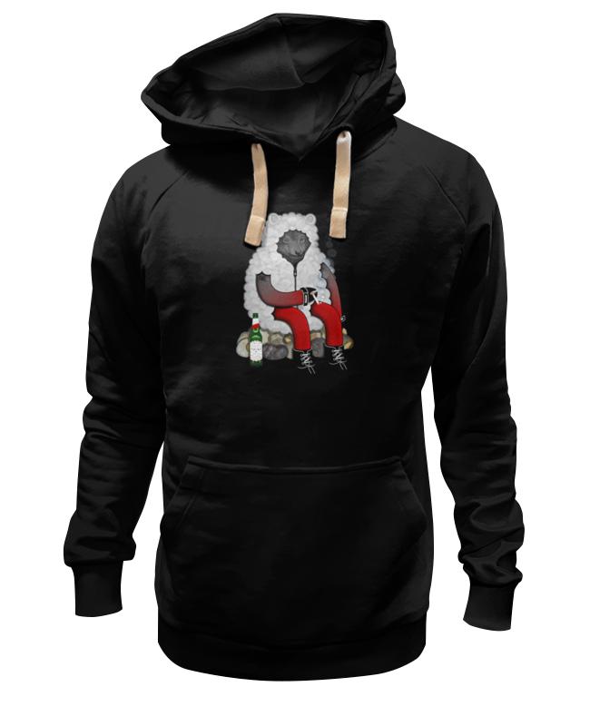 Толстовка Wearcraft Premium унисекс Printio Волк в овечьей шкуре футболка wearcraft premium printio волк в овечьей шкуре