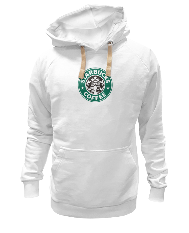 Толстовка Wearcraft Premium унисекс Printio Starbucks футболка wearcraft premium printio belles book cafe starbucks