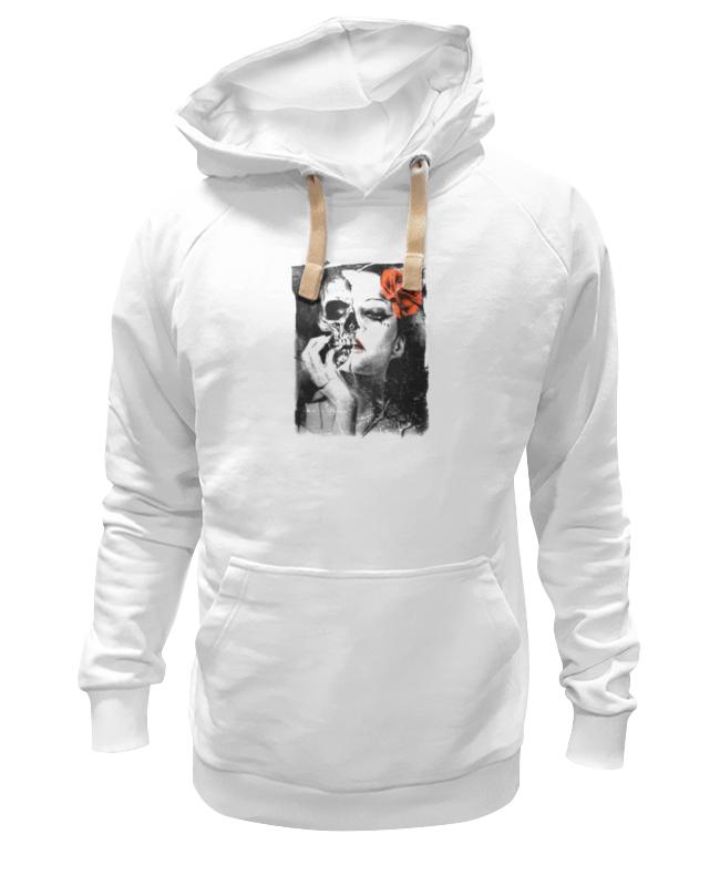 Толстовка Wearcraft Premium унисекс Printio Диа де лос футболка wearcraft premium printio лос анжелес