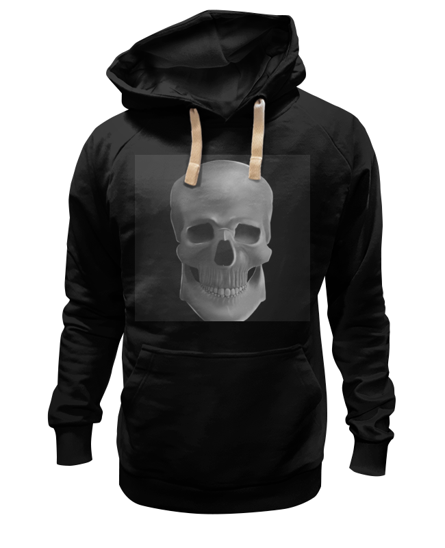 Толстовка Wearcraft Premium унисекс Printio Skull толстовка wearcraft premium унисекс printio skull island