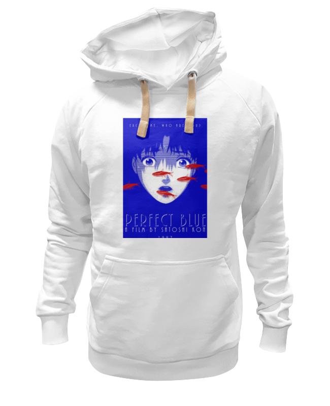 Толстовка Wearcraft Premium унисекс Printio Истинная грусть / идеальная грусть / perfect blue