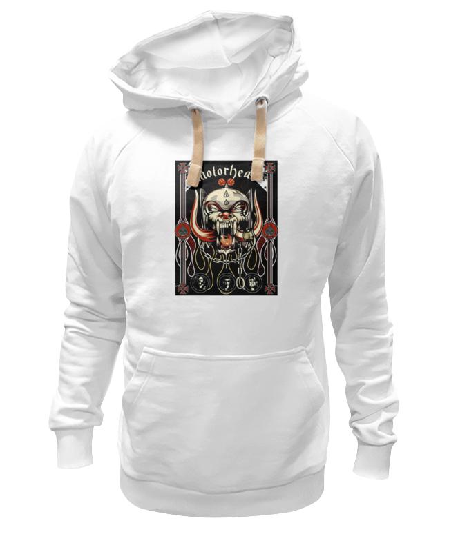 Толстовка Wearcraft Premium унисекс Printio Motorhead band толстовка wearcraft premium унисекс printio kiss band