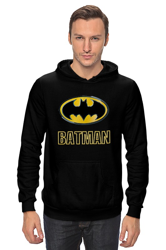 Толстовка Wearcraft Premium унисекс Printio Batman толстовка wearcraft premium унисекс printio ice king x batman