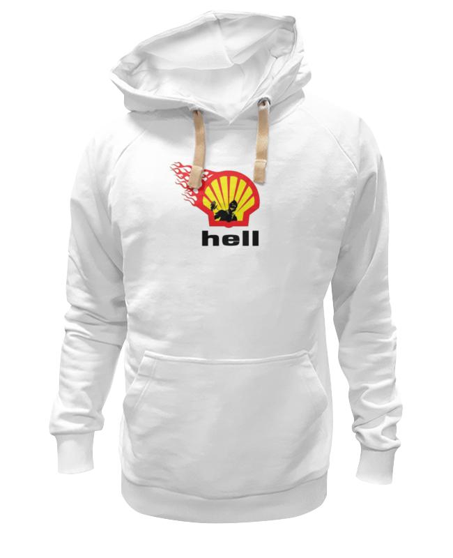 Толстовка Wearcraft Premium унисекс Printio Shell/hell bprd hell on earth v 7
