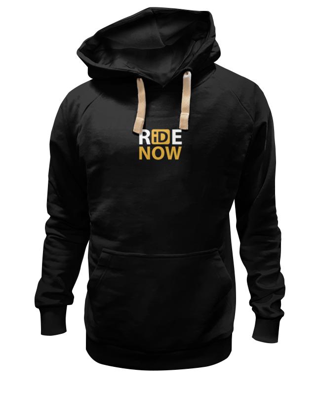 Толстовка Wearcraft Premium унисекс Printio Ride-now. для любителей активных видов спорта! женская одежда для спорта