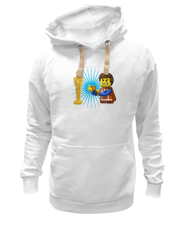 Толстовка Wearcraft Premium унисекс Printio Оскар лего футболка для беременных printio оскар лего