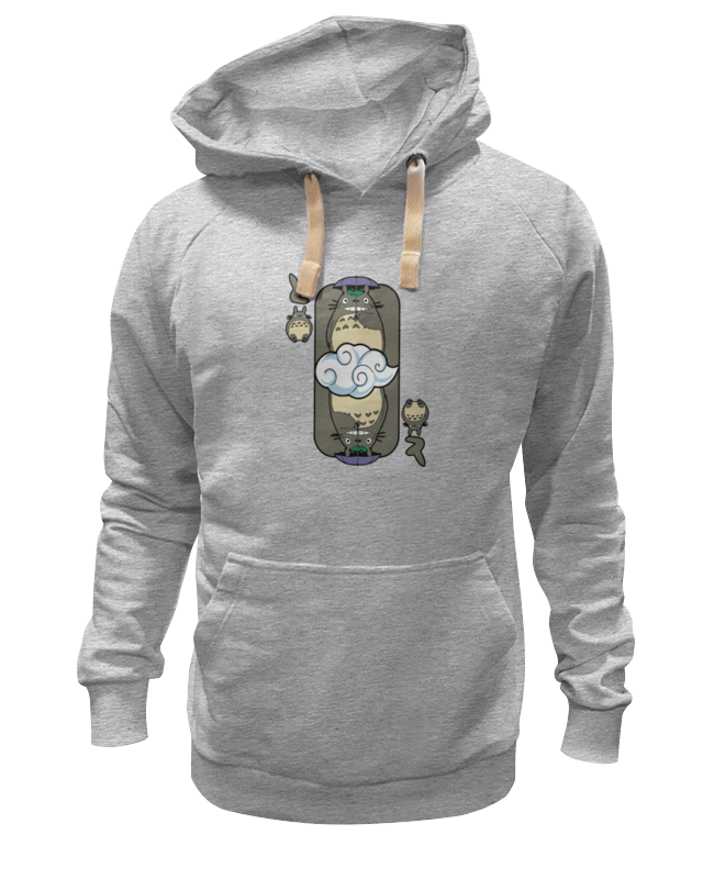 Толстовка Wearcraft Premium унисекс Printio Totoro (тоторо) толстовка wearcraft premium унисекс printio мой сосед тоторо my neighbor totoro