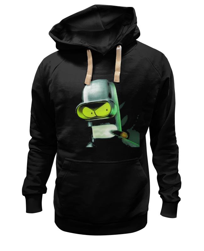 Толстовка Wearcraft Premium унисекс Printio Bender