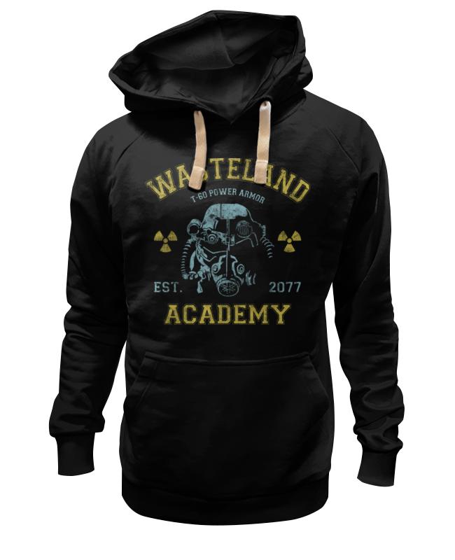 все цены на Толстовка Wearcraft Premium унисекс Printio Fallout. wasteland academy