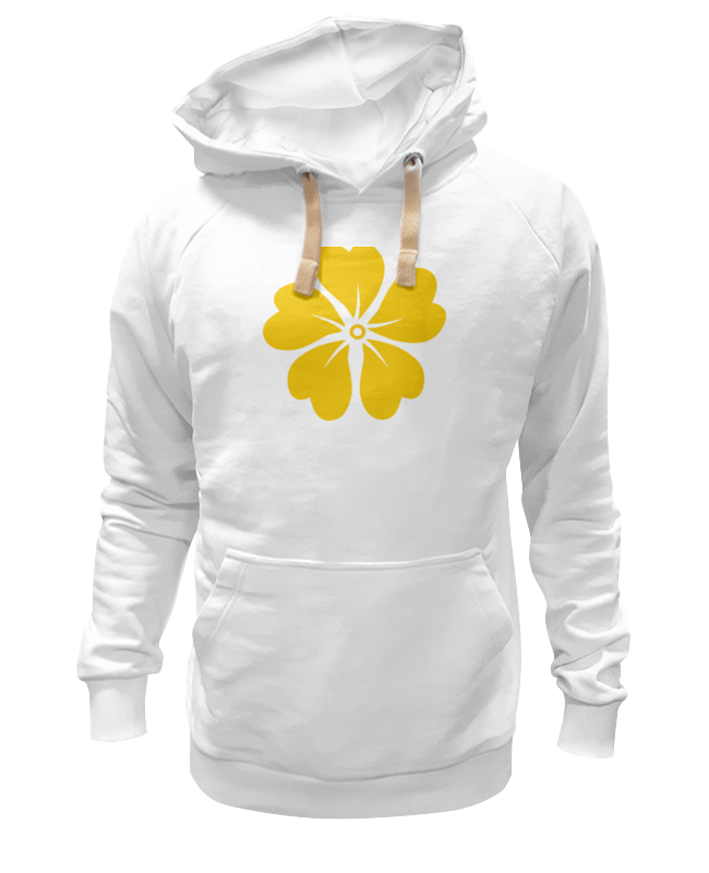 Толстовка Wearcraft Premium унисекс Printio Желтая лилия стоимость