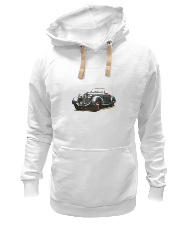 Толстовка Wearcraft Premium унисекс Printio Ретроавтомобили 7 цена и фото
