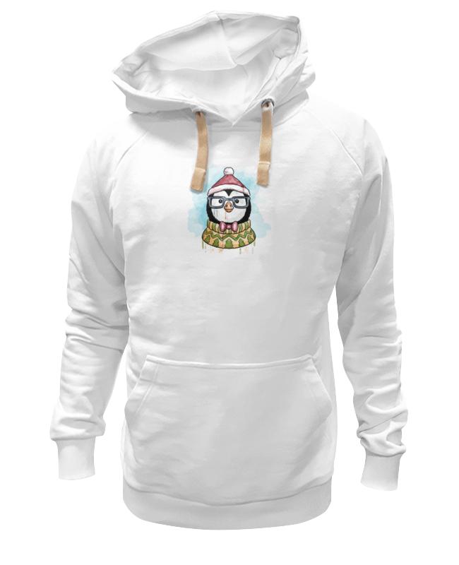 Толстовка Wearcraft Premium унисекс Printio Счастливый пингвиненок цена