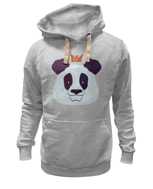 Толстовка Wearcraft Premium унисекс Printio Король панда лонгслив printio король панда