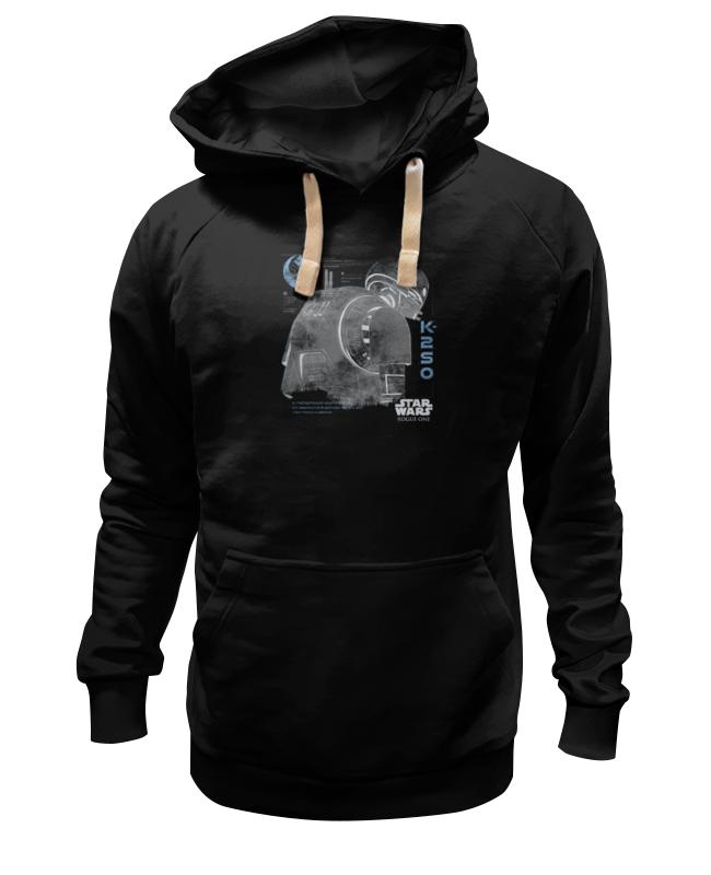 Толстовка Wearcraft Premium унисекс Printio Дроид k-2so футболка wearcraft premium printio дроид k 2so