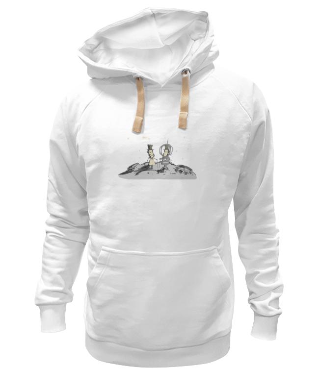 Толстовка Wearcraft Premium унисекс Printio Пушкин и доппельгангер толстовка wearcraft premium унисекс printio пушкин