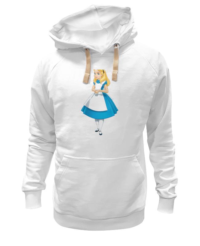 Толстовка Wearcraft Premium унисекс Printio Алиса алиса алиса шестой лесничий