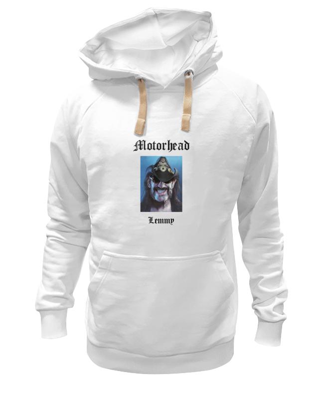 Толстовка Wearcraft Premium унисекс Printio Motorhead - lemmy kilmister футболка wearcraft premium printio lemmy kilmister motorhead