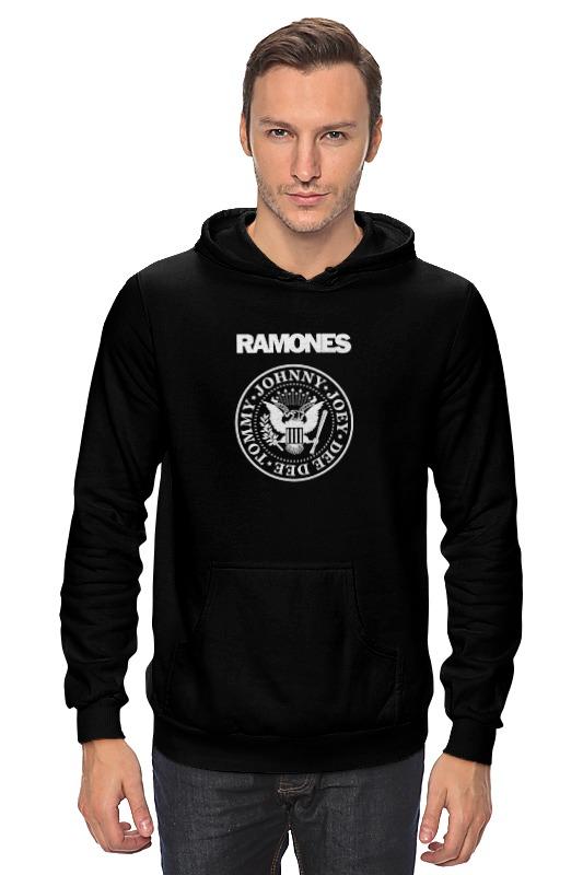 Толстовка Wearcraft Premium унисекс Printio Ramones майка классическая printio ramones