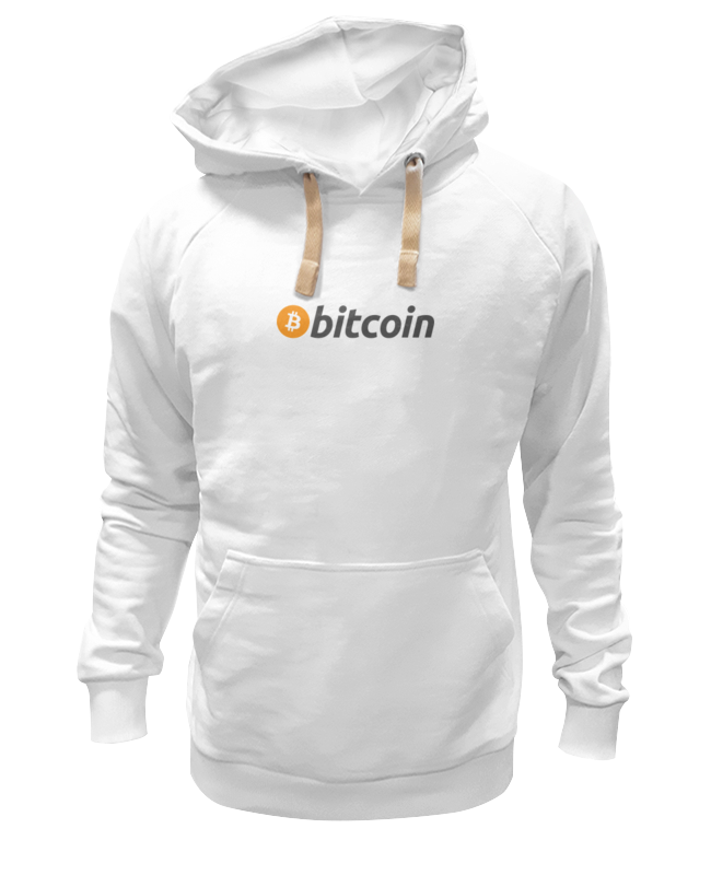 Толстовка Wearcraft Premium унисекс Printio Bitcoin bitcoin commemorative coin 1pc