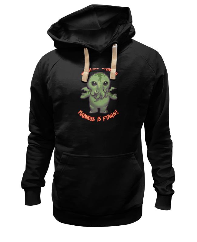 Толстовка Wearcraft Premium унисекс Printio Cthulhu футболка классическая printio cthulhu 2016