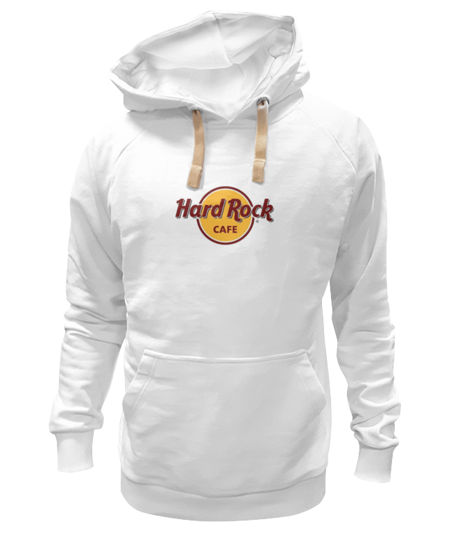 Толстовка Wearcraft Premium унисекс Printio Hard rock cafe стоимость