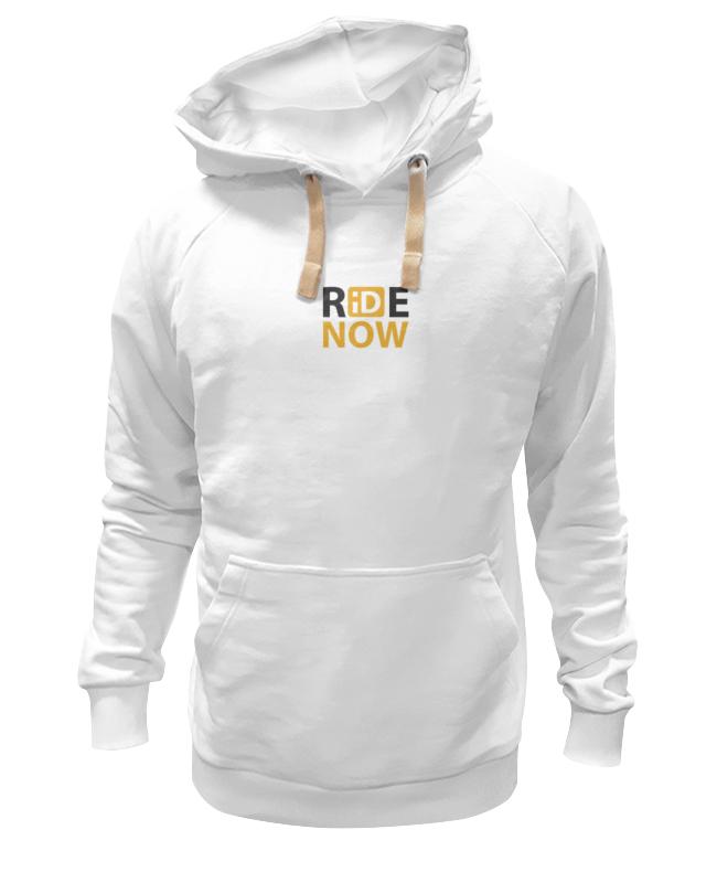 Толстовка Wearcraft Premium унисекс Printio Ride-now женская одежда для спорта