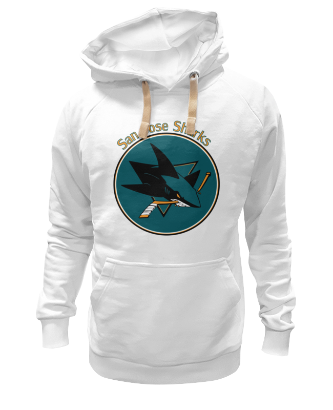 Толстовка Wearcraft Premium унисекс Printio San jose sharks haunts of san jose