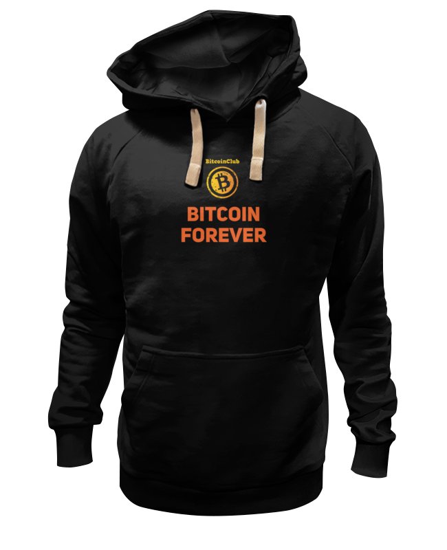 Толстовка Wearcraft Premium унисекс Printio Bitcoin club collection - satoshi nakamoto