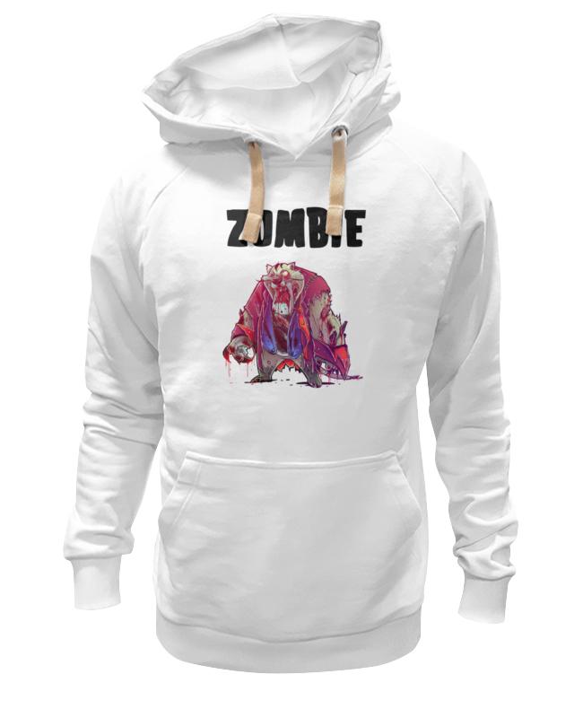 Printio Zombie cat толстовка wearcraft premium унисекс printio zombie newlyweds