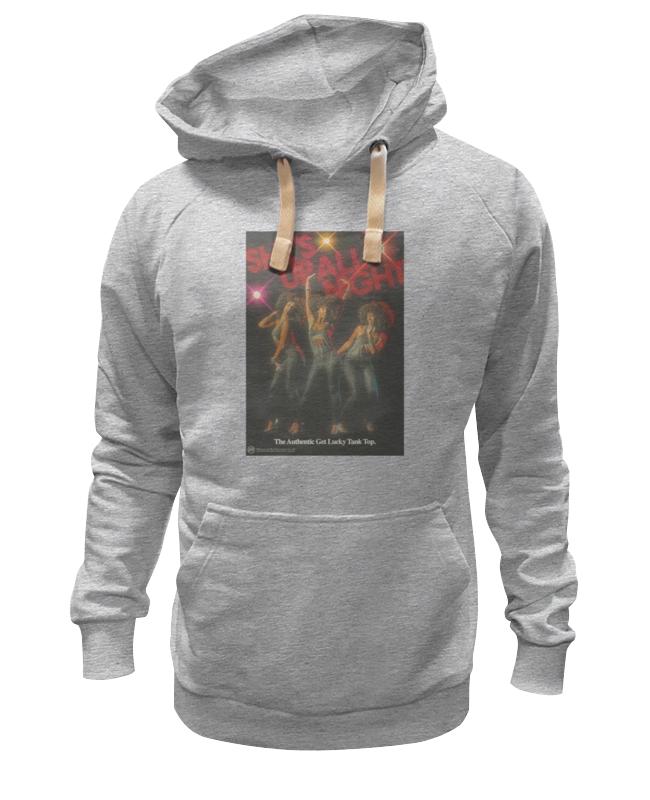 Толстовка Wearcraft Premium унисекс Printio Daft punk - get lucky футболка wearcraft premium printio daft punk get lucky