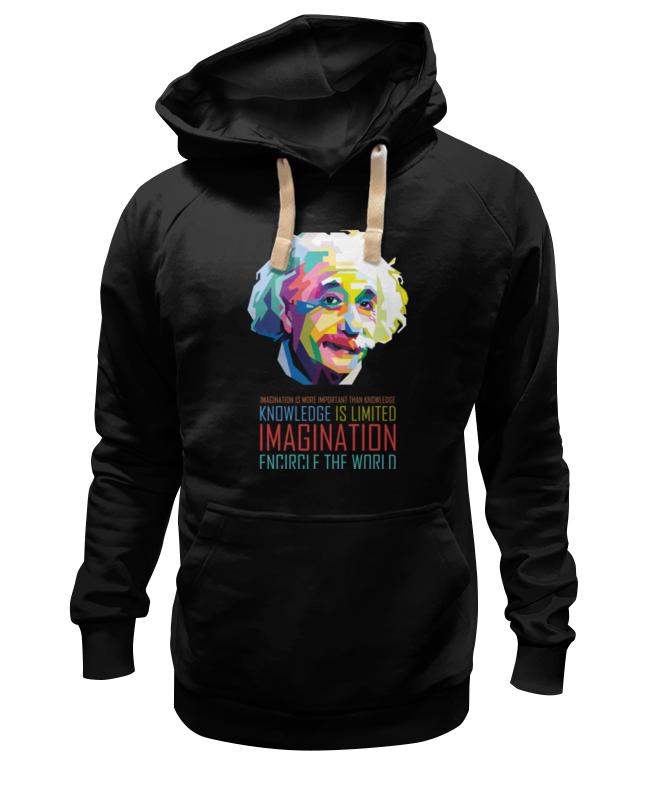 Толстовка Wearcraft Premium унисекс Printio Альберт эйнштейн альберт эйнштейн леопольд инфельд эволюция физики