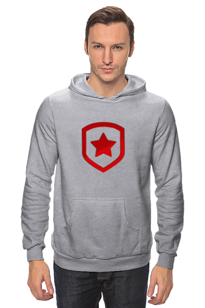 "Толстовка Wearcraft Premium унисекс ""Gambit Gaming"" - league of legends, форма, edward, gambit gaming, banq, форма игроков, alex ich, darien, diamondprox, genja"