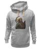 "Толстовка Wearcraft Premium унисекс ""Native American"" - индеец, вождь, native american, chief"