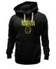 "Толстовка Wearcraft Premium унисекс ""Nirvana"" - nirvana, рок, курт кобейн, нирвана, куртка бейна"