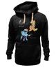 "Толстовка Wearcraft Premium унисекс ""Rainbow Jack"" - pony, rainbow dash, mlp, my little pony, пони, brony, applejack, мой маленький пони, брони"