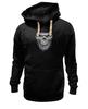 """Толстовка Wearcraft Premium унисекс """"Skull Art"""" - skull, череп, дизайн, death, смерть"""