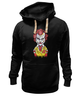"Толстовка Wearcraft Premium унисекс ""Джокер МакДональд"" - joker, джокер, бэтмен, клоун, mcdonalds"