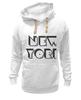 "Толстовка Wearcraft Premium унисекс ""New York"" - new york, y, нью-йорк"