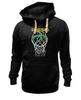 "Толстовка Wearcraft Premium унисекс ""Streetball"" - баскетбол, корзина, streetball, мячь"