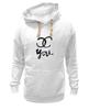 "Толстовка Wearcraft Premium унисекс ""For YOU"" - мода, девушке, бренд, fashion"