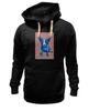 "Толстовка Wearcraft Premium унисекс ""Синий Пес"" - сердце, любовь, собака, синий пес, blue dog"