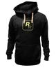 "Толстовка Wearcraft Premium унисекс ""Rockstar Staff T-Shirt"" - rockstar, rockstar games"