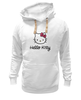 "Толстовка Wearcraft Premium унисекс ""Hello Kitty"" - hello kitty, хеллоу китти"